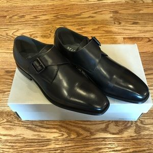 Reaction Kenneth Cole Mens Pure Monk Strap Loafer